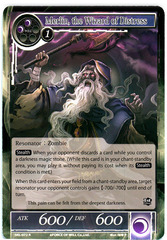 Merlin, the Wizard of Distress - SKL-072 - R - 1st Edition (Foil)