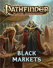 Pathfinder Companion - Black Markets 9462