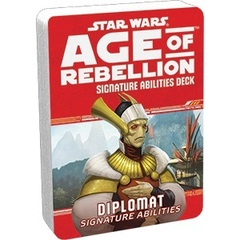 Age of Rebellion: Signature Abilities Deck - Diplomat