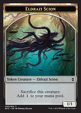 Eldrazi Scion Token (003)