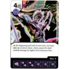 Atom - Dr. Ray Palmer (Die & Card Combo)