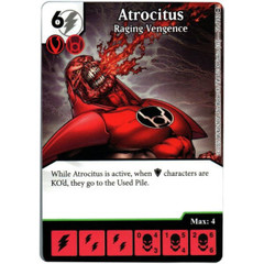 Atrocitus - Raging Vengence (Die & Card Combo)
