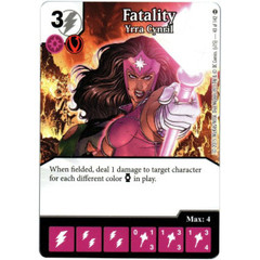 Fatality - Yrra Cynril (Die & Card Combo)