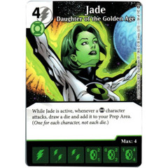 Jade - Daughter of the Golden Age (Die & Card Combo)