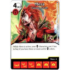 Mera - Furious Fatale (Die & Card Combo)