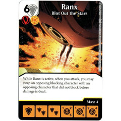 Ranx - Blot Out the Stars (Die & Card Combo)