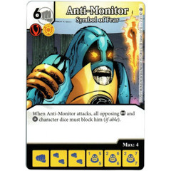 Anti-Monitor - Symbol of Fear (Card Only)
