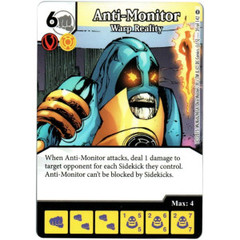 Anti-Monitor - Warp Reality (Card Only)