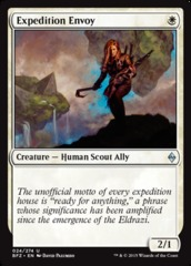 Expedition Envoy - Foil