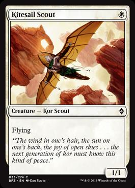 Kitesail Scout - Foil