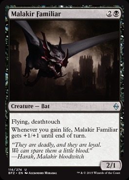 Malakir Familiar - Foil