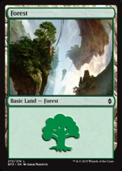 Forest (272) - [Non-Full Art]