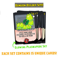100 Swords: Set 1 - The Glowing Plasmapede's Dungeon Builder Set