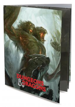 Dungeons & Dragons - Character Folio - Demogorgon