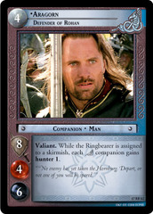 Aragorn, Defender of Rohan - 17RF12 - Foil