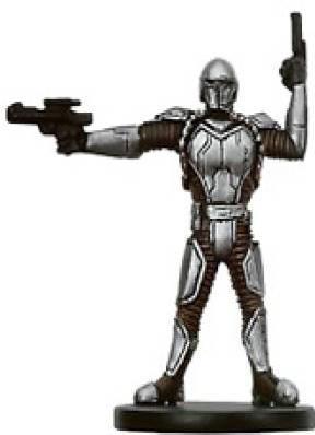 Mandalorian Soldier