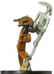 Battle Droid on STAP
