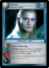Legolas, Skeptical Guide - 19P7