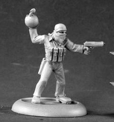 Achmed, Terrorist