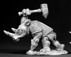Barak, Rhino Man