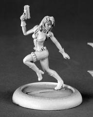 Natalia, Female Secret Agent