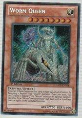 Worm Queen - HA02-EN054 - Secret Rare - 1st Edition