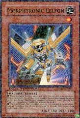 Morphtronic Celfon - DT02-EN003 - Duel Terminal Normal Paraller Rare - 1st Edition on Channel Fireball