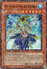 Dai-Sojo of the Ice Barrier - DT02-EN017 - Super Parallel Rare - Duel Terminal