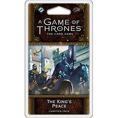 A Game of Thrones - The Card Game (Second edition) - The King's Peace