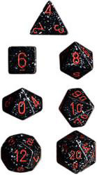 Space Speckled - Dice (Chessex) - CHX25308