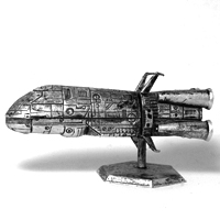 Atreus Battleship