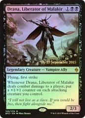 Drana, Liberator of Malakir - Foil - Prerelease Promo