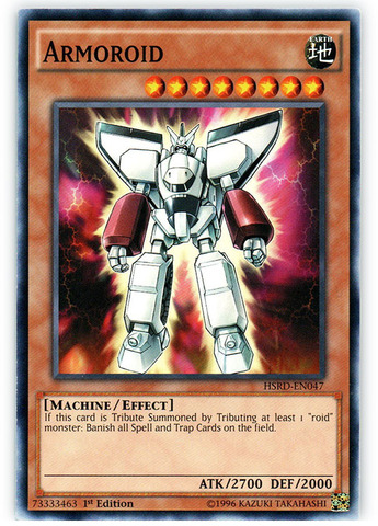 Armoroid - HSRD-EN047 - Common - 1st Edition