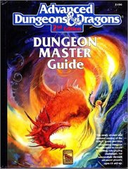 AD&D(2e) - The Dungeon Master Guide 2100 HC