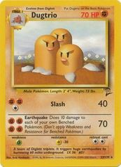 Dugtrio - 23/130 - Rare - Unlimited Edition