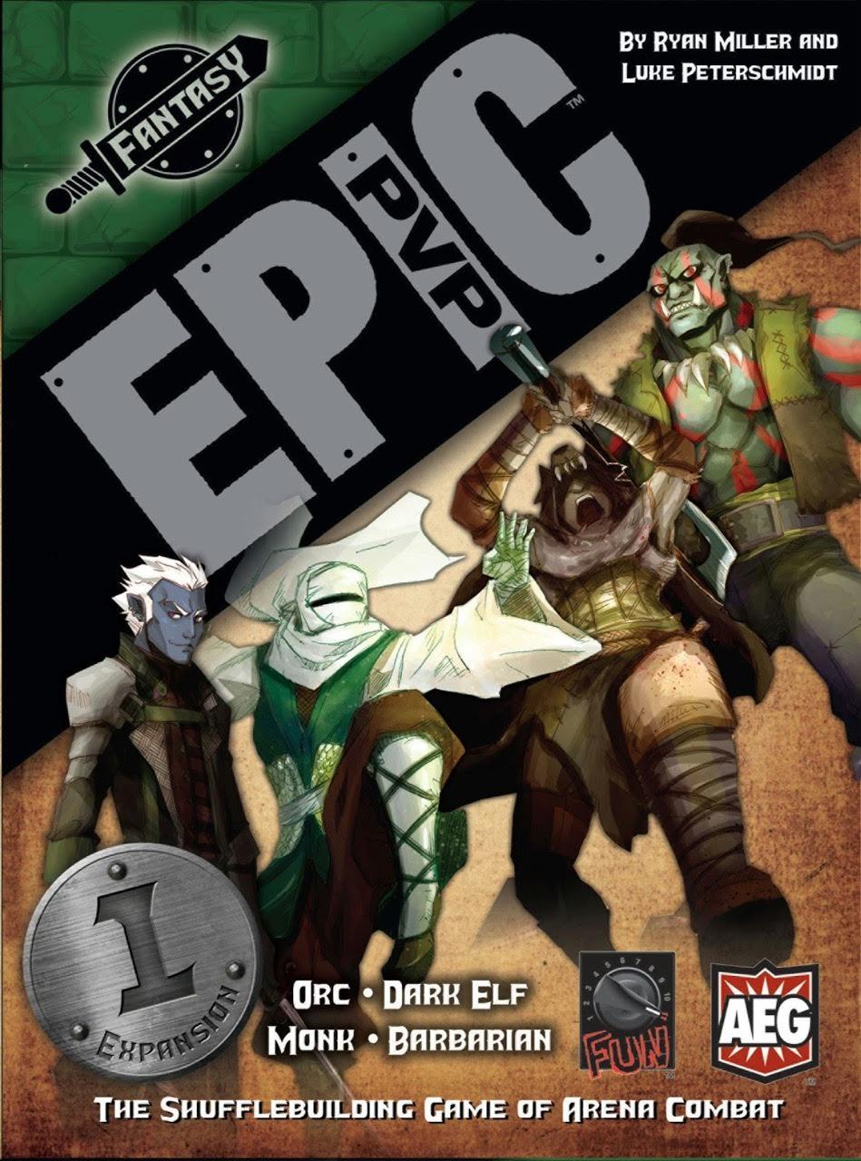EPIC PvP Fantasy: Expansion 1