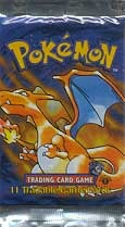 Pokemon Base Set Booster Pack - 1st Edition (English)