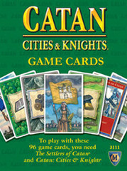 Settlers of Catan: Cities & Knights Replacement Card Deck
