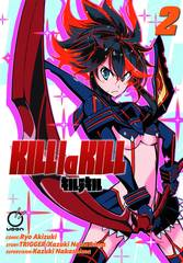 Kill La Kill Graphic Novel Vol 02 (Of 3)