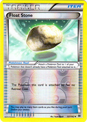 Float Stone - 137/162 - Uncommon - Reverse Holo