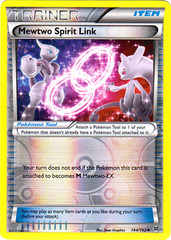 Mewtwo Spirit Link - 144/162 - Uncommon - Reverse Holo