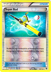 Super Rod - 149/162 - Uncommon - Reverse Holo