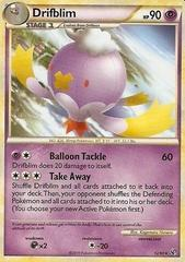 Drifblim - 12/90 - Rare on Channel Fireball