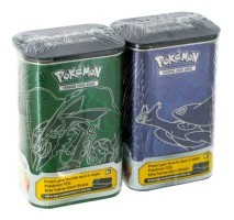 Elite Trainer Deck Shield - Rayquaza/Latios