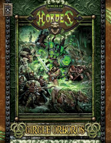 Forces of HORDES: Circle Orboros HC