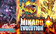 Mikado Evolution Booster Box