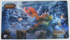 World of Warcraft Card Game WOW Heroes of Azeroth Playmat