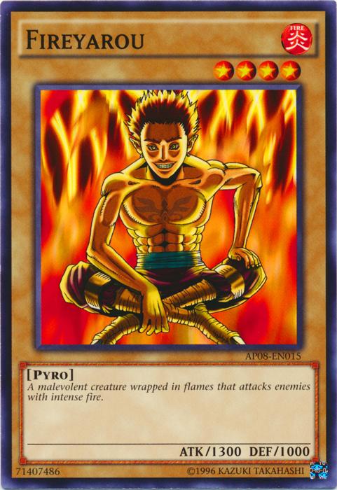 Fireyarou - AP08-EN015 - Common - Unlimited Edition