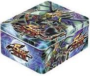 Yu-Gi-Oh 2010 Dragon Knight Draco-Equiste Collectors Tin