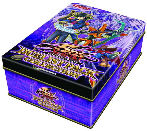 2010 Duelist Pack Collection Purple Tin